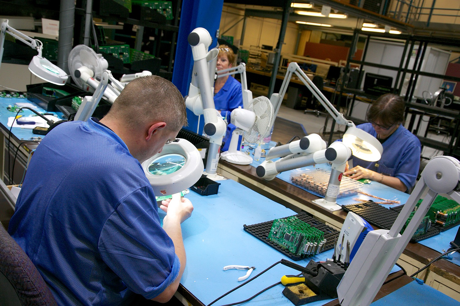 Contract Electronics Manufacturing