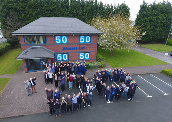 £1.2m investment proves a perfect 50th birthday present for Alucast