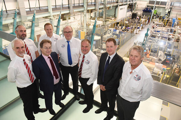 Manufacturing collaboration links up with WMG to deliver £2m contract boost