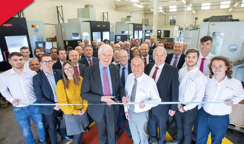 Alucast looks to build on £1m of electrification wins by joining new cluster