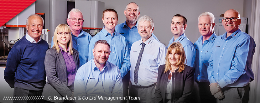 MIM awards 2019 - brandauer team