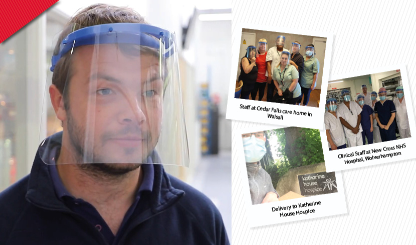 CE certification for manKIND visor as manufacturing collective targets 100,000 sales