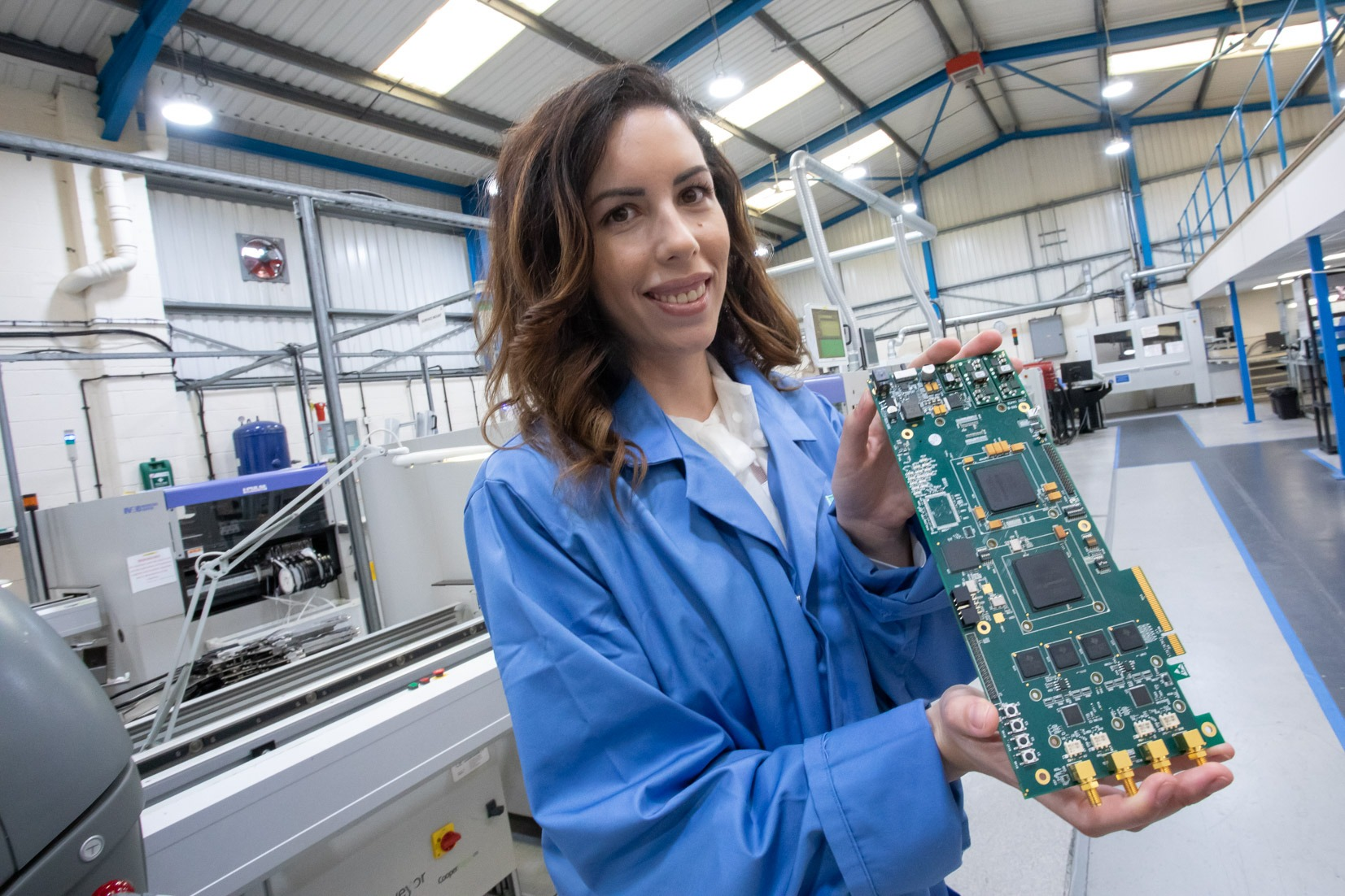 C-MAC SMT bounces back from Covid-19 to target £4m in sales