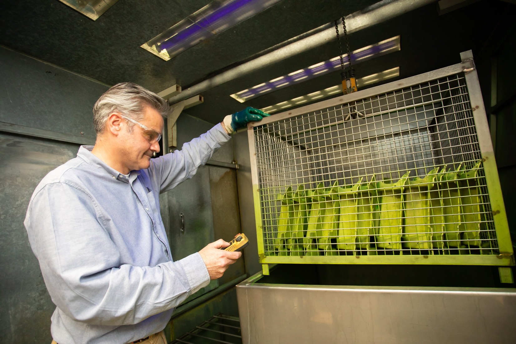 Alucast casts the dye with new £200,000 investment in testing capability Alucast